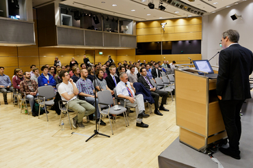 The Participants of the the Intersolar Study Program during Intersolar Europe 2015