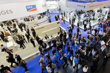 Visitors flock to Intersolar to see developments in the international solar and energy storage markets first hand. Intersolar Europe 2015 attracted around 38,000 visitors from 165 countries. 51% came from Germany; 49% came from abroad.