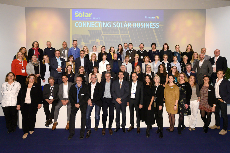 Intersolar Europe Team