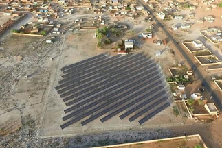 "JA Solar Holdings Co., Ltd., ""Solar Distributed Generation in Mauritania (SDGM)"""