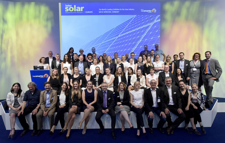 Intersolar Global Team