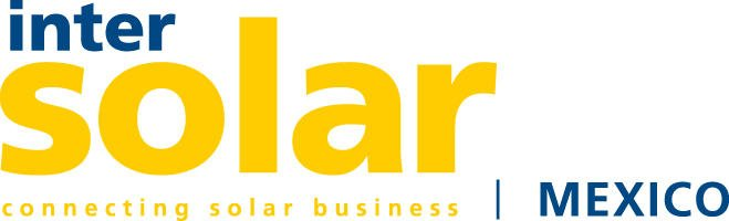 Intersolar Mexico logo on white background jpg