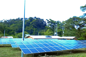 "Trojan Battery, ""Trojan Battery Powered Colombia Microgrid"""