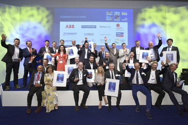 Congratulations to all The smarter E, Intersolar and ees AWARD winners 2018!