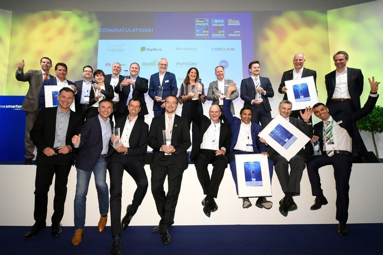 Intersolar AWARD 2019 Winners