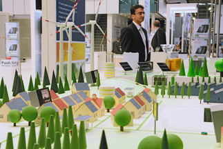 The decentralized generation and infeed of energy from renewable sources is changing the ways in which producers and consumers cooperate.Under the title Smart Renewable Energy,Intersolar and ees are focusing particular attention on this topic worldwide.