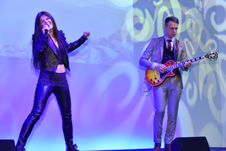 Special Guest Ruslana at the AWARD Ceremony 2018