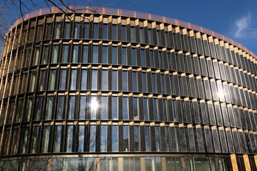 "a2-solar Advanced and Automotive Solar Systems GmbH, ""Solarglas-Fassade Neues Rathaus Freiburg"""